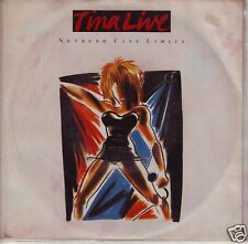 45 TOURS VINYL TINA TURNER LIVE / NUTBUSH CITY LIMITS