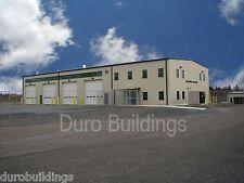 DuroBEAM Steel 60'x64'x20' Metal Prefab Rigid Building Shop Made to Order DiRECT