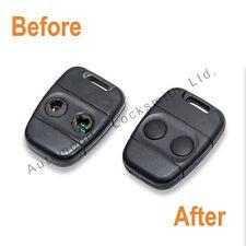 Para Rover Lucas 100 200 400 25 45 2 botón Remoto Llavero servicio de reparación Fix