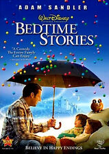Disney Adam Sandler Family Comedy Bedtime Stories DVD English French and Spanish