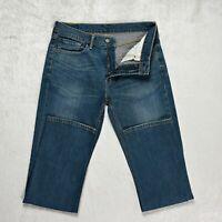 Mens LEVIS 514 Slim fit Jeans Size W32 L32 Straight Leg Stretch denim Trousers