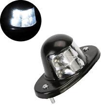 1x 6 LED Truck Trailer License Number Plate Rear Light Lorry Van Car Lamp 12V