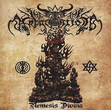 Apparition - Nemesis Divina CD 2013 black metal Korea Fallen Angels Taekaury