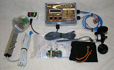 Solar Tracker Controller - DUAL AXIS with Hi-Wind Speed Parking - 12-24Vdc