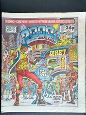 2000AD - Judge Dredd  Prog 439  12 October 1985
