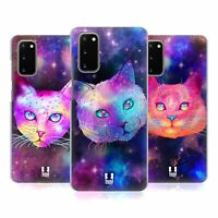 HEAD CASE DESIGNS GALAXY CATS HARD BACK CASE FOR SAMSUNG PHONES 1