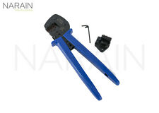 Narain Solar Professional Crimping Tool Pliers Compatible with MC4 Solar Crimper