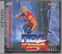 REAL BOUT FATAL FURY 2 RB2 Neo Geo CD Neogeo SNK Japan Game