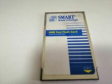 Smart 4MB Flash Card PCMCIA PC Memory Card SM9FA2043IP280