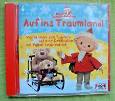 CD - UNSER SANDMÄNNCHEN NR. 6 - AUF INS TRAUMLAND - WINTERLIEDER