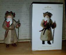 Hallmark Keepsake Ornament Father Christmas 2010, in box