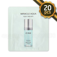 [O HUI] Miracle Aqua Eye Serum 1ml x 20pcs (20ml) Anti Wrinkle OHUI