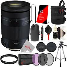 Tamron 18-400mm f/3.5-6.3 Di II VC HLD Lens for Nikon F Essential Accessory Kit
