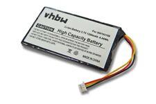 Akku Navi Batterie [1200mAh] fuer TOMTOM GO 7000HD 360103150 Navigationssystem