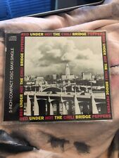 RED HOT CHILI PEPPERS - UNDER THE BRIDGE – 4 TRACK CD SINGLE, GERMAN IMPORT