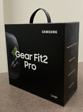 Samsung Gear Fit2 Pro Large 51mm NEW Sealed In Box SM-R365NZKAXAR