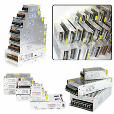 AC 230V - DC12V LED Conducteur Commutable Powersupply Transformer Pour Bande