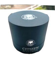 Citizen Eco Drive Circular Box