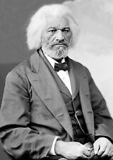 5x7 Photo Frederick Douglas Between 1865 and 1880  African American Abolitionist