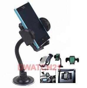 Universal Car Vent Air condition retainer/Windshield/Dash Mount Phone Holder