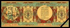 Vintage French Label: Antique Lithograph L' Epice Rabelais France Mint Rare