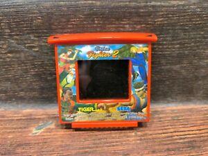 R-ZONE VIRTUA FIGHTER 2 Game Play Cartridge Tiger Electronics Sega USA SELLER