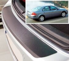 FORD MONDEO MK3 hayon - CARBONE STYLE Pare-chocs arrière protection