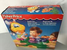 1995#FISHER PRICE VINTAGE BOPPIN'BEE GAME CONSOLE TOY#NIB