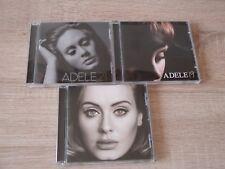 ADELE 3 CD Musik Sammlung 19 + 21 + 25
