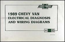 repair manuals literature for chevrolet g30 ebay rh ebay com Schematic Circuit Diagram Basic Electrical Schematic Diagrams