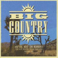 Big Country - We're Not In Kansas Volume 2 (Vinyl 2LP - 2018 - UK - Original)