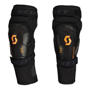 Scott Sco Genou Protection Softcon 2 Motocross Vtt BMX Vélo Patins D30 Paire