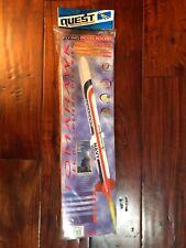 Quest Tomahawk SLCM Cruise Missile #Q3007 Model Rocket Kit Unopened, Sealed