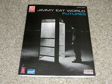 Jimmy Eat World: Futures Play it Like it Is Guitar Tab (Paperback Music Book)