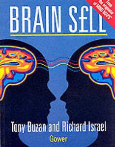 Brain Sell by Tony Buzan and Richard Israel - Like New