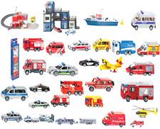 Siku Einsatzfahrzeuge Polizei Feuerwehr Rettungsfahrzeuge zur Auswahl Neu