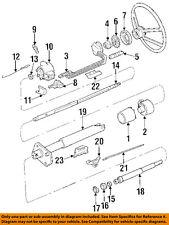 GM OEM-Ignition Switch 1990115