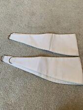 Dunelm White Curtain Tie Backs
