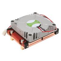 Dynatron H39G Active 1U Socket 771 Xeon 70mm 2 Ball CPU Cooler