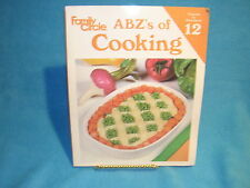 Family Circle ABZ's of Cooking Tomato to Zwieback Volume 12