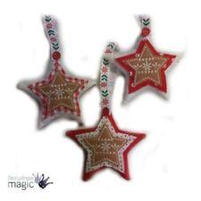 Adornos Gisela Graham estrella para árbol de Navidad