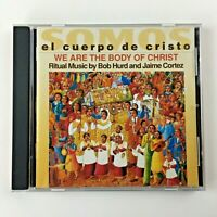 El Cuerpo de Cristo CD Somos We Are The Body of Christ Religious Christian Music