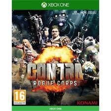 Contra Rogue Corps Xbox One Eu Neu Versiegelt Eng Microsoft Contra Konami