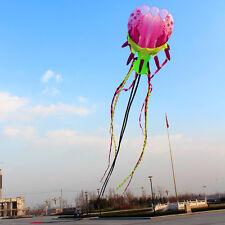 2017 models Original Software kite jellyfish painted flower Demo
