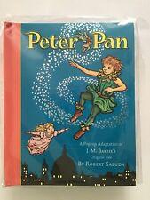 PETER PAN A POP UP BOOK BY ROBERT SABUDA. BRAND NEW