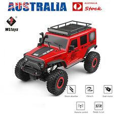 WLtoys 104311 RC Car 2.4g 1/10 4wd Car Brushed Motor Remote Control Car RTR