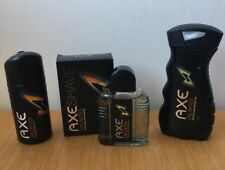 AXE UNLIMITED BODY SPRAY AFTERSHAVE SHOWER GEL DISCONTINUED LYNX 00'S RARE