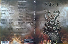 The Realm Of Napalm Records DVD+CD Vol1 Atrocity TY'R Leaves' Eyes Korpiklaani +