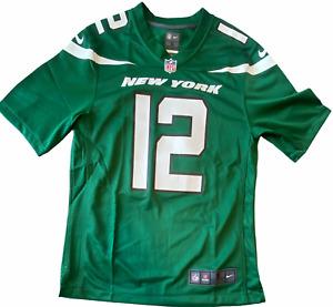 NIKE Men Football Jersey NY Jets Joe Namath #12 913128-399 Size S/M/2XL