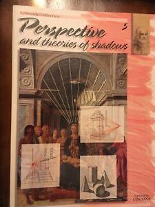 PERSPECTIVE & THEORIES OF SHADOW, BOOK 5,  LEONARDO ART ENCYCLOPEDIA-Art Lessons